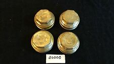 1920 - 1930 CADILLAC LOGO SPINDLE CAPS SET OF 4 160814 20000 D