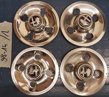 Alfa Romeo Alfetta coppette cerchi originali usate coppette
