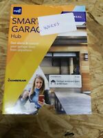 C9~open box~Chamberlain Group myQ Smart Garage Door Opener Chamberlain MYQ-G0301