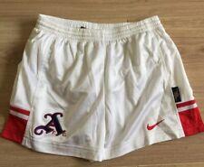 ARSENAL FOOTBALL SHORTS SIZE LB JVC ORGINAL NIKE HOME KIT 1996-1997-1998 VGC