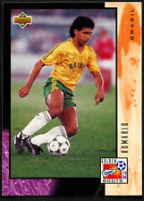 Romario, Brazil Golden Boots #UD26 World Cup USA '94, (Eng/Ger) (C388)