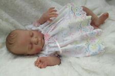 BEAUTIFUL REBORN BABY GIRL Bonnebellebabies Nevaeh by Cassie Brace
