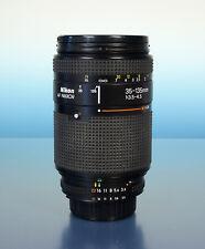 Nikon AF Nikkor 35-135mm/3.5-4.5 OBIETTIVO LENS - (41365)