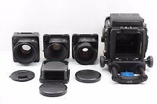 """""""NearMINT"""" Fujifilm Fuji GX680 III S IIIS + 100 / 130 / 180mm Lens w/2film #1785"""