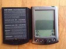 Palm V x Palm Pilot  Black/ Grey