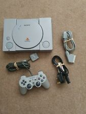 Sony Playstation 1 Complete Full Setup