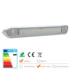 12V LED Lichtleiste Wasserdichte Wohnwagen Markisenleuchte Außenlampen 350Lumens