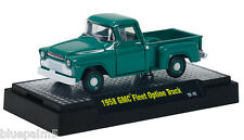 M2 Machines 1/64  1958 GMC Fleet Option Truck NEW Acryllic display case