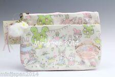 My Melody Sanrio sweet bunnies super cute pouch makeup bag Original Japan