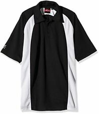 Akoa Black / White Secto Polo Shirt 12 Years / XS New With Tag