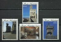 32631) San Marino 1994 MNH Palazzo Del Government 4v