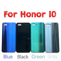 For Huawei Honor 10 Battery Cover Glass Housing Rear Back Door Case Replacement