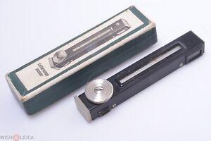 ✅ GERMAN RANGE FINDER, ENTFERNUNGSMESSER IN MAKERS BOX 0,75 METER —> INFINITY