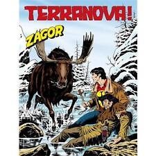 ZAGOR GIGANTE 670 - TERRANOVA ! - FUMETTO BONELLI - NUOVO
