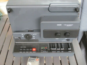 Bauer T 502 Automatic Duoplay Filmprojektor