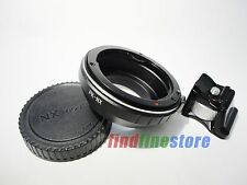 Tripod Pentax K PK Lens to Samsung NX Adapter NX10 NX11 NX210 NX200 NX1000 + CAP
