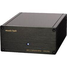 Music Hall PA1.2 MM/MC Phono Pre Amp, New