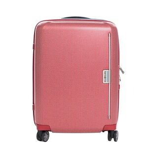 RRP€240 SAMSONITE MIXMESH Spinner Luggage Suitcase Cabin Size Zip & TSA Lock