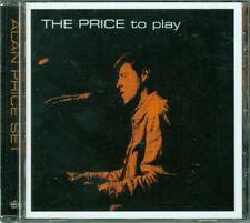 Alan Price Set - The Price To Play Cd Perfetto Sconto € 5 ogni € 50 Spedito 48H
