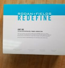 Rodan and Fields Redefine AMP MD System w/ Intensive Renewing Serum NEW SEALED
