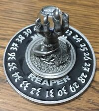 1995 Demon Claw (Black Base) with Crystal Ball - Reaper Miniatures Scrye Life Co