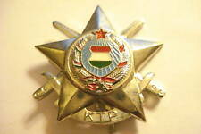 Hungary Hungarian Badge Peoples Army KTP Obstacle Course Silver Class 2 Medal