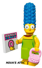LEGO THE SIMPSONS MINIFIGURE MARGE SIMPSON BRAND NEW