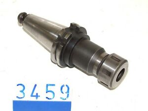 Walter CAT 40 extended collet milling chuck(3459)