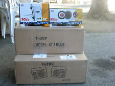 Combo-Car Amplifier / Car Speakers / Car Subwoofer / Car Stereo Receiver !!!