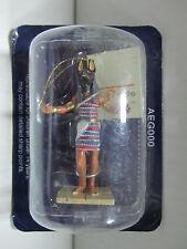 AEG000 - FIGURA EGIPCIA DE PLOMO - DEL PRADO