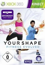 XBOX 360 YOUR SHAPE FITNESS EVOLVED Top Zustand