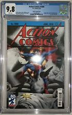 Superman Action Comics 1000 1930's Variant CGC