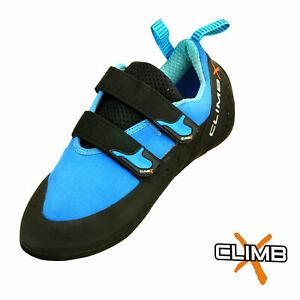 ClimbX Red Point Shoes Rock Climbing Beginner Soft Shoe Outdoor Sport Equipment
