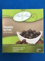 Ideal Protein Chocolatey Soy Puffs - 7 Packets - EXP 6/30/20 - FREE SHIPPING!