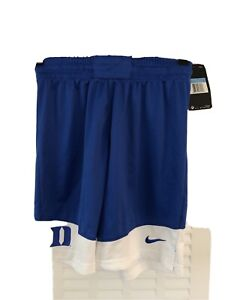 Nike Boy's M Duke Blue Devils Basketball Shorts Sz.M NEW 872390-493
