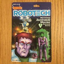 Matchbox  Robotech Zentraedi Warrior Vintage