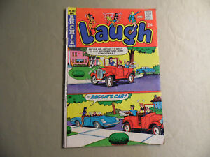 Laugh #281 (Archie Comics 1974) Free Domestic Shipping