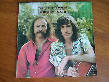 LP DAVID CROSBY & GRAHAM NASH WIND ON THE WATER/ NEIL YOUNG S STILLS BYRDS...