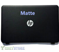 NEW OEM Hp 15-G019WM Texture Black Licorice Display Lcd Back Cover 750569-001