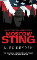 Moscow Sting, Dryden, Alex | Paperback Book | Acceptable | 9780755357567