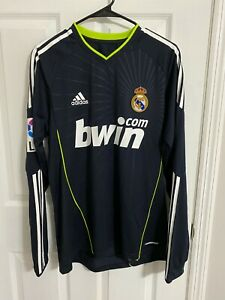 2010 Real Madrid Match worn Ronaldo Jersey Player issue Shirt Portugal Juventus