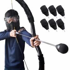 Outdoor Shooting Sponge Arrow Head Tools Black Protector Archery Accessories T3