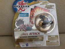 Bakugan Bronze Attack Storm Skyress NOC Walmart Exclusive