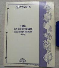 1996 TOYOTA RAV4 AIR CONDITIONER INSTALLATION SERVICE MANUAL