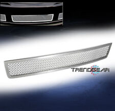 2011-2016 DODGE JOURNEY SE BUMPER LOWER STAINLESS STEEL MESH GRILLE GRILL CHROME