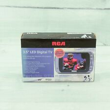 """RCA DHT235C 3.5"""" 720p LED LCD Television"""