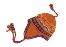 L074/16 Inka Tradition Baby Alpaca  Hand Made in Peru Baby Hat, age 12-24 month