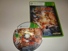 XBOX 360 x360 Street Fighter X Tekken