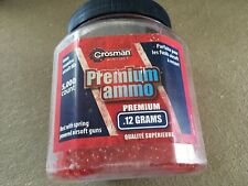New listing Crosman Airsoft 6mm Ammo 2000ct .12g Approximately 2500 count