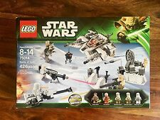 NEW! Rare! LEGO Star Wars 75014 Battle of Hoth